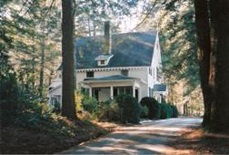 Rutledge Cottage c. 1840  Photo by Sara Bowen